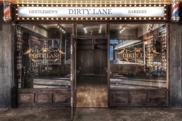 Dirty Lane Barbers London Bridge